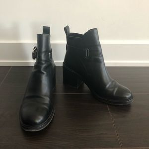 AllSaints Meera Ankle Boots (fits size 6.5)